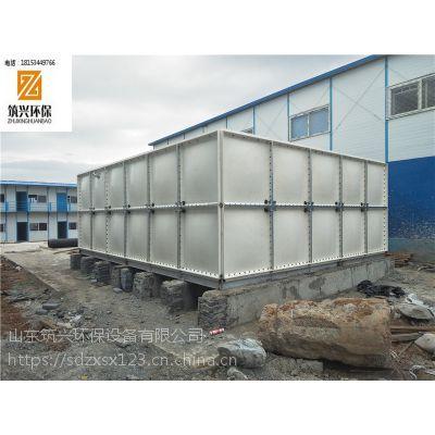 不锈钢喷塑钢板水箱,装配式喷塑钢板水箱