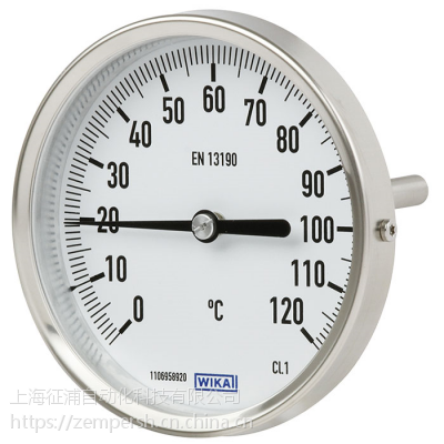 威卡双金属温度计52系正品现货 可提供CE 认证书