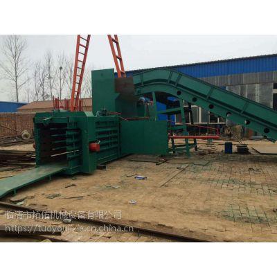 福建省供应立式废纸液压打包机生产厂家
