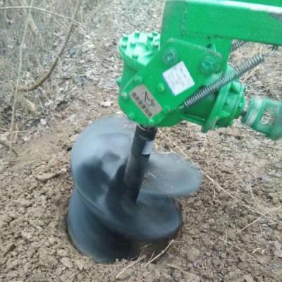 钻洞机批发厂家 山地树坑机林业植树挖坑机