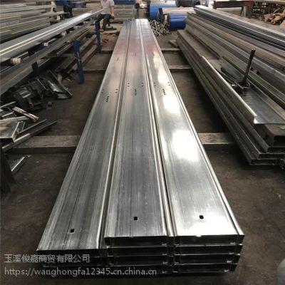 C型钢 云南专业生产加工C型钢 天沟 国标Q235B 昆明直发 价格优惠
