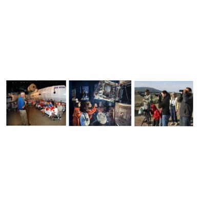 2019美国NASA太空营+黄石房车亲子 特色夏令营