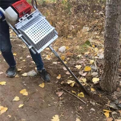 临沂树木起挖机 汽油动力土球挖树机比人工快润丰工厂价销售