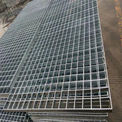 平台钢格板厂 内蒙钢格板 不锈钢水沟盖板价格