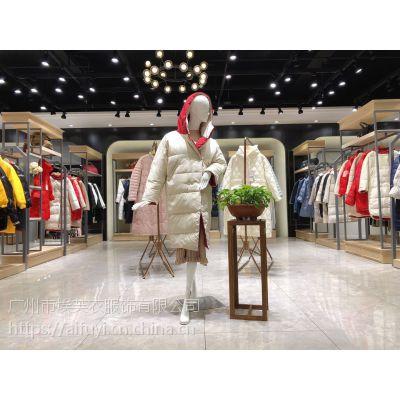 西西里18冬季大版时尚欧美潮牌羽绒服三标齐全走份批发