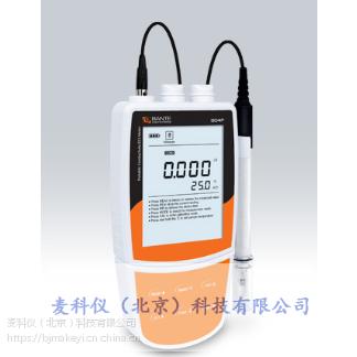 名称:Bante904P便携式电导率,溶解氧仪库号;4530