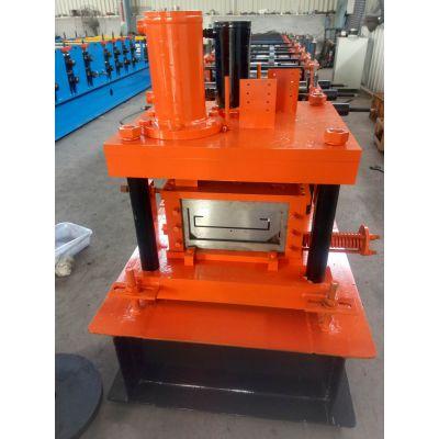 冷弯成型设备C型钢机多种型号专业生产保质量昊硕机械厂家直销