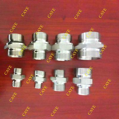 304不锈钢焊接式直通 活接 油令 液压接头 钢管焊接接头