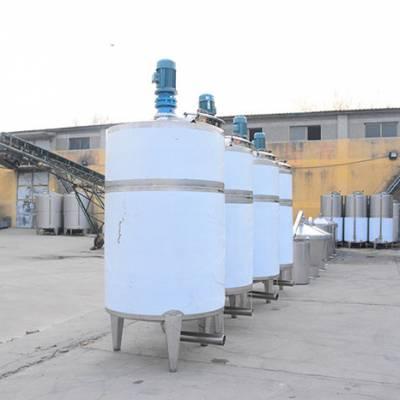 黑龙江1吨不锈钢储存罐-曲阜久鼎酿酒设备