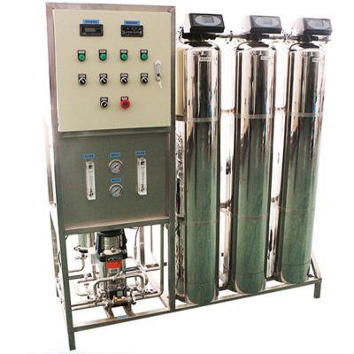 金长江直销0.5吨RO反渗透水处理设备 全自动水处理系统