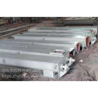 250U型螺旋输送机特点权特环保厂介绍