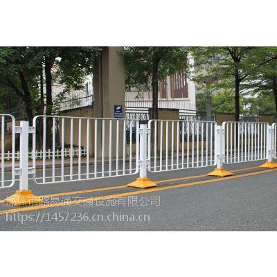 深圳马路公路隔离围栏宝安区深标护栏道路标准护栏