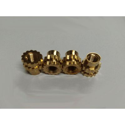 福州嵌件定做-福州嵌件-福州晶园铜制品公司