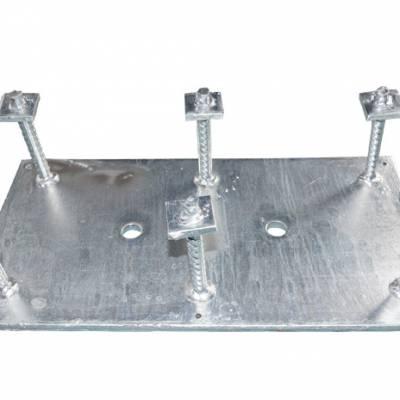 冷镀锌后置钢板8x100x150可按客户要求定做
