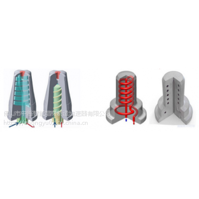 3D 打印随形水路应用方案