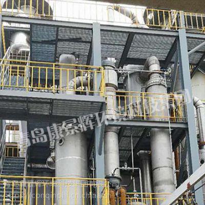 强制循环蒸发器设计 青岛康景辉 厂家直销