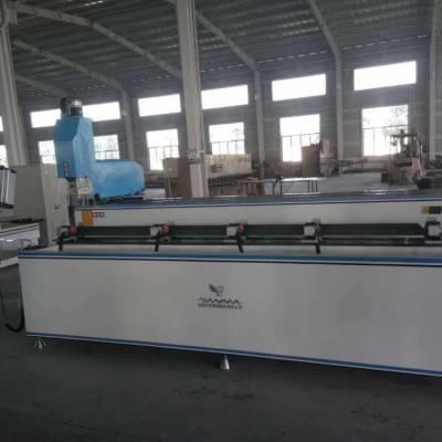 全屋定制板式家具生产线有几台机器|数控开料机