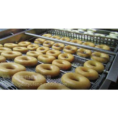 工业型大产量甜甜圈机械——煜丰