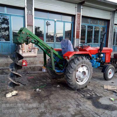 常德大功率多功能挖坑机优质打洞机厂家热销