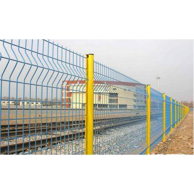 铁围栏 浸塑铁丝网围栏