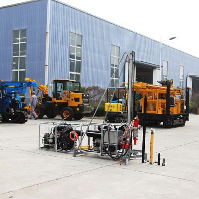 框架式山地钻机 分体式山地钻机 人抬式物探钻机厂家直销