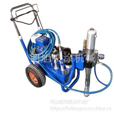四川多功能喷涂机械装修专用小型腻子喷涂机 易操作 效率高 厂家直销