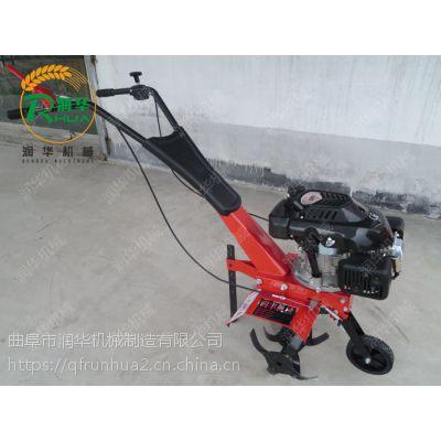 15马力手扶车带旋耕机 微型除草机 上下调节高度犁地机