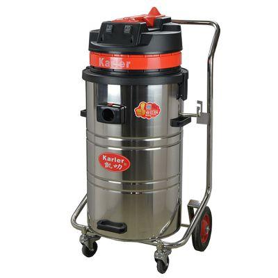 220V工业吸尘器电子厂车间金属碎屑吸水吸油污渍车间厂房粉尘清理