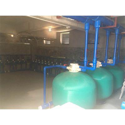 广州健普达-别墅游泳池水处理系统工程