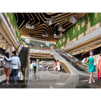 类购物中心设计重构要着重哪几个方面?