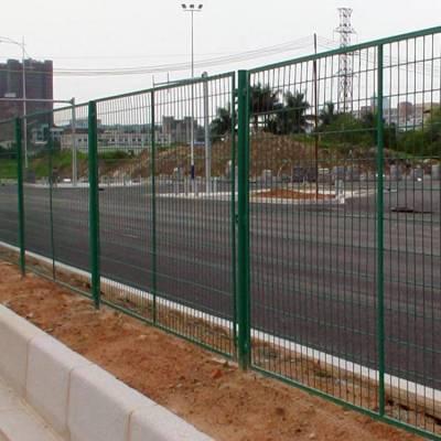 中山钢丝网围栏网 清远苗圃隔离网 浸塑钢丝网