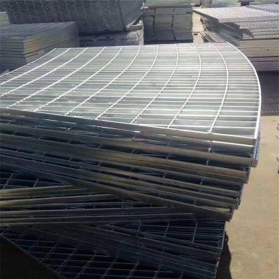 自来水厂热镀锌钢格板 沟盖钢格板厂家 地面盖板