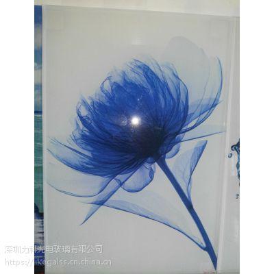 力科 彩绘玻璃生产厂家 彩色玻璃