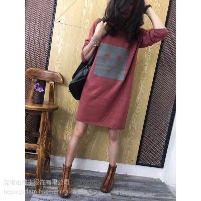 供应韩版潮流清新甜美特价女式针织衫