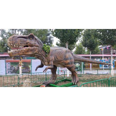 自贡祥龙采用现代仿真原理进行处理达到形态逼真,动作协调的仿真恐龙
