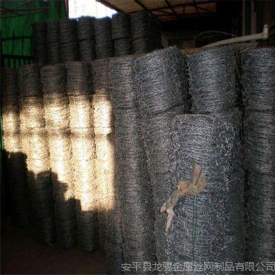北京刺丝滚笼 院墙护栏刺丝 刺绳规格