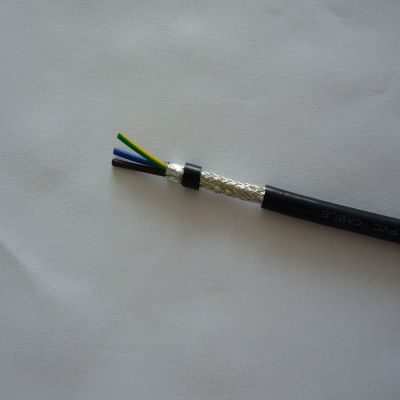 3芯屏蔽线控制线信号电缆RVVP3*0.75纯铜国标厂家直销