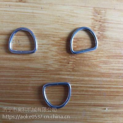 外观漂亮耐用的 D型环 镀锌d型环