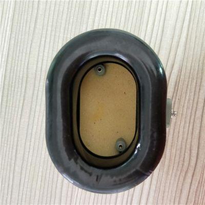 厂家直销热压成型TPU皮耳套 可填充液体硅胶耳机皮套 规格可定制