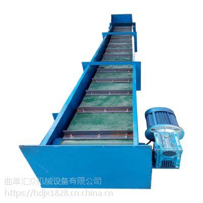 垃圾刮板输送机价格低 矿用刮板机