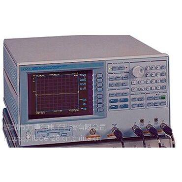 回收4395A 回收HP4395A 回收安捷伦阻抗分析仪