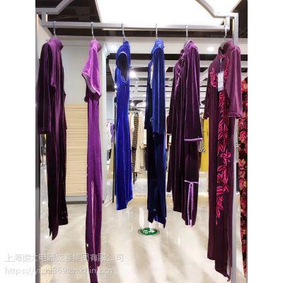 潇萍萍旗袍常熟服装批发市场品牌折扣女装店进货品牌折扣店是正品吗玛格丽特