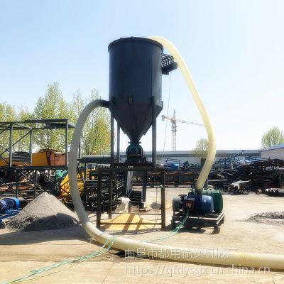 都用-粉煤灰负压输送机 长距离40吨粉末气力输送机
