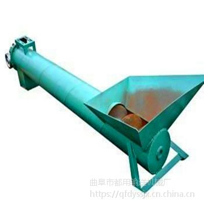 进口螺旋提升机规格多用途 来厂定做给料机