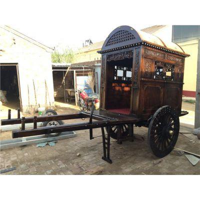 中式马车-骁腾马车【生产制造】-木质中式马车