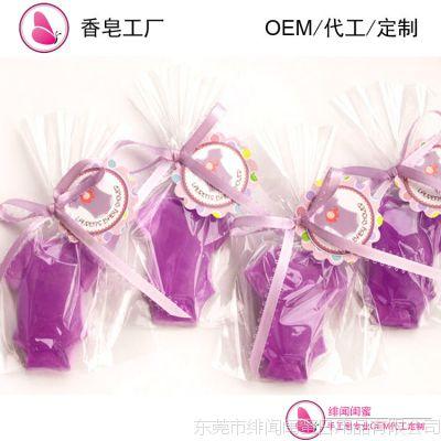 婴儿衣服形状的手工香皂OEM代加工定制 作为宝宝的天然创意礼品