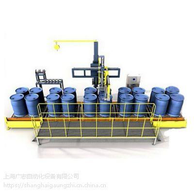托盘式自动灌装机上海广志常压