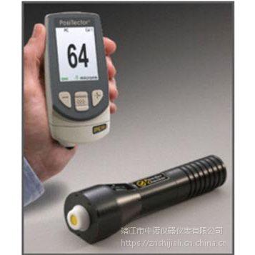 PosiTector PC美国德非斯科非接触粉末测厚仪采用非接触超声波原理