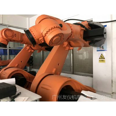 库卡机器人驱动模块现场维修需求