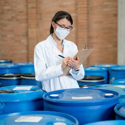 供应国标优级丙二腈 山东丙二腈生产厂家
